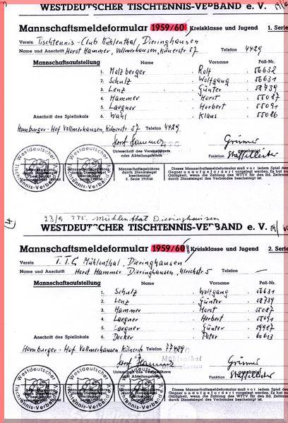 1959-60 Meldeformular 2_ Kreisklasse