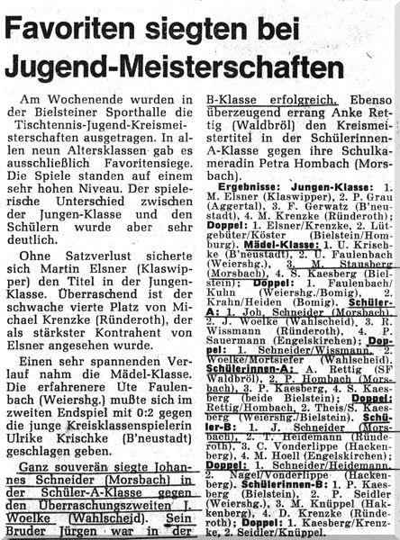 021 - 1977-05-14 Kreismeisterschaft