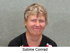 Conrad, Sabine