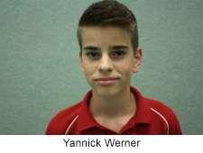 Werner, Yannick