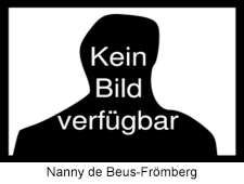 de Beus-Frömberg, Nanny