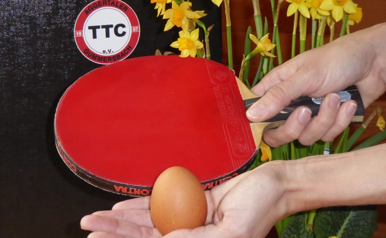 Der ATTC wünscht allen frohe Ostern!